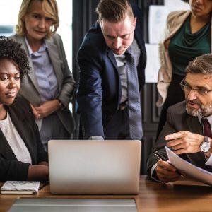 apresentação de empresas em powerpoint