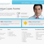 cirurgiaplastica site em wordpress clinica medica