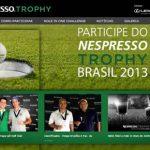 Nespresso Trophy Page SEO