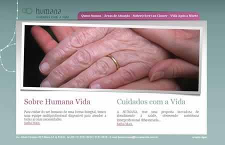 site corporativo clinica medica