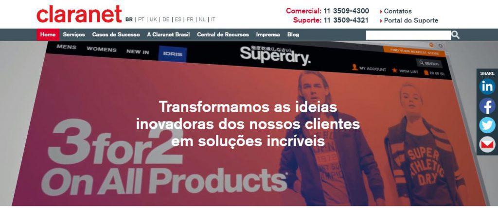 Claranet Brasil