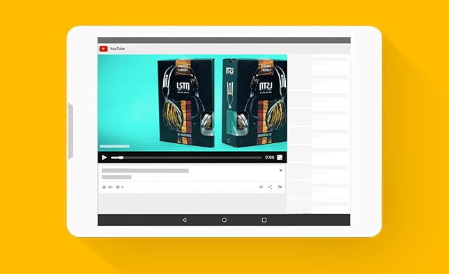 campanha de vídeo - google ads