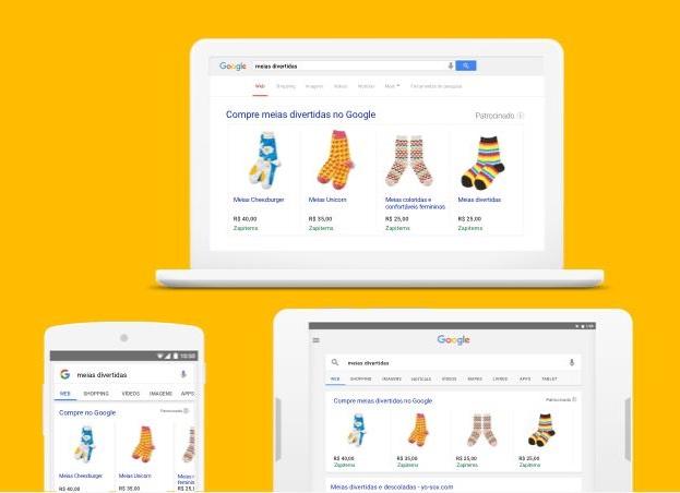 campanha google shopping - google ads