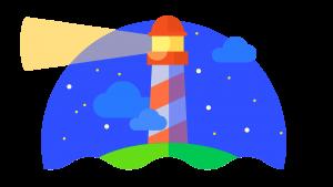 entenda o lighthouse