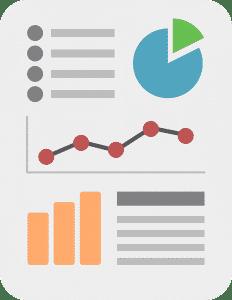 indicadores de resultados em uma campanha de Adwords
