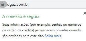 certificado ssl - google