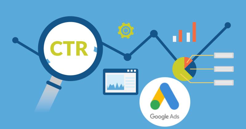 Ter um bom CTR em uma campanha de Google Ads depende de especialistas capacitados