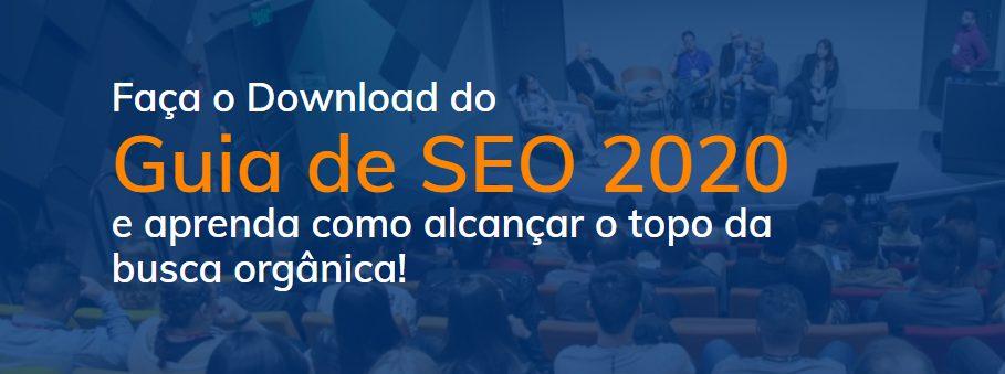 faça download do guia de seo 2020