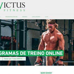 Invictus fITNESS site
